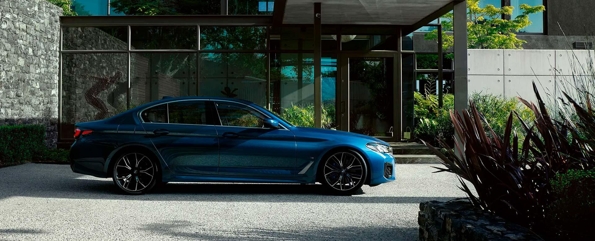 BMW Série 5 Plug-in-Hybird