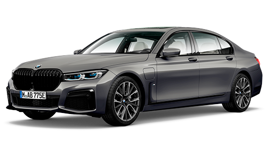 Destaque - BMW Série 7 Plug-in-Hybrid