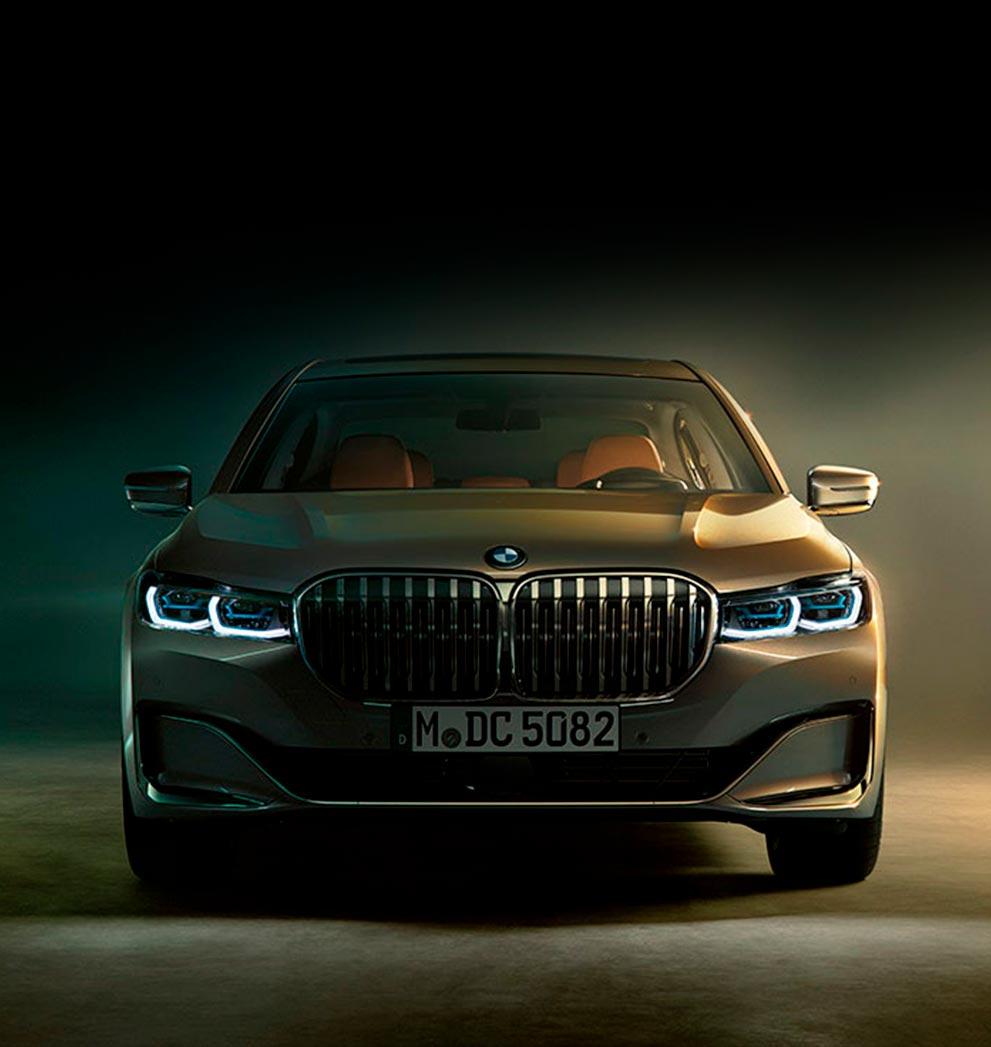 BMW Série 7 Plug-in-Hybird