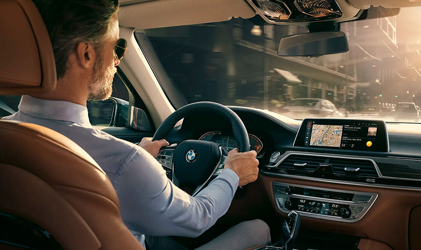 As Tecnologias Inovadoras do BMW Série 7 Sedan
