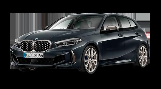 Destaque - BMW  Série 1