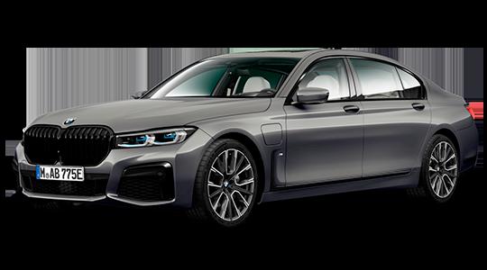 Destaque - BMW Série 7 Plug-in Híbrido