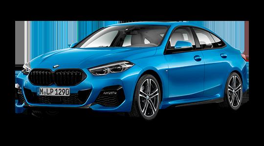 Destaque - BMW Série 2 Gran Coupé