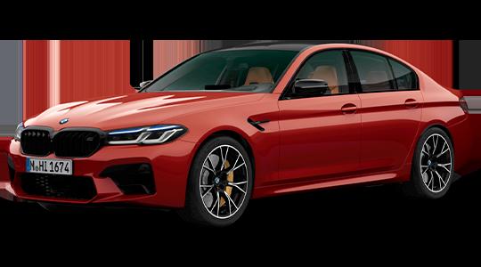 Destaque - BMW M5 Competition