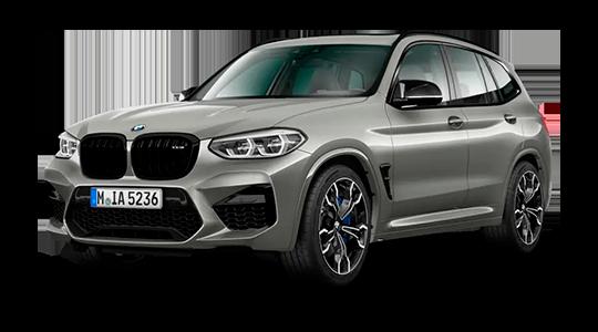 Destaque - BMW X3 M Competition