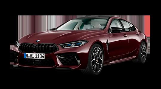 Destaque - BMW M8 Gran Coupé Competition