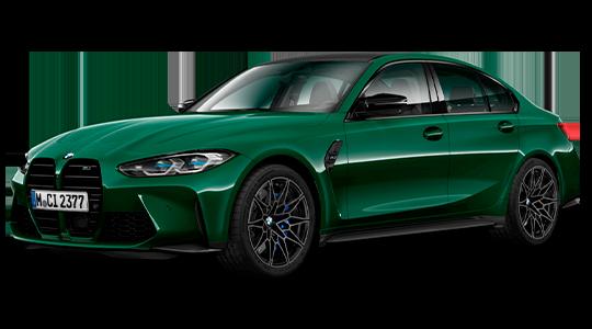 Destaque - BMW M3 Competition