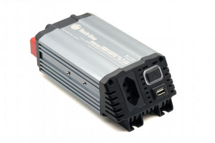 Inversor de Voltagem 200W 12V - 220V Tech One