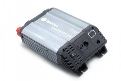 Inversor de Voltagem 1000W 12V - 110V Tech One