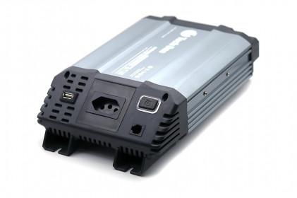 Inversor de Voltagem 1000W 12V - 220V Tech One