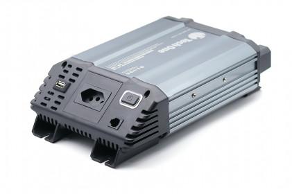Inversor de Voltagem 1200W 24V - 110V Tech One