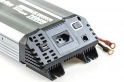 Inversor de Voltagem 2000W 12V - 110V Tech One