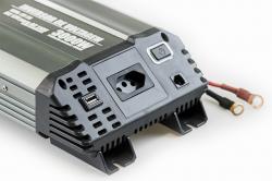 Inversor de Voltagem 3000W 12V - 110V Tech One