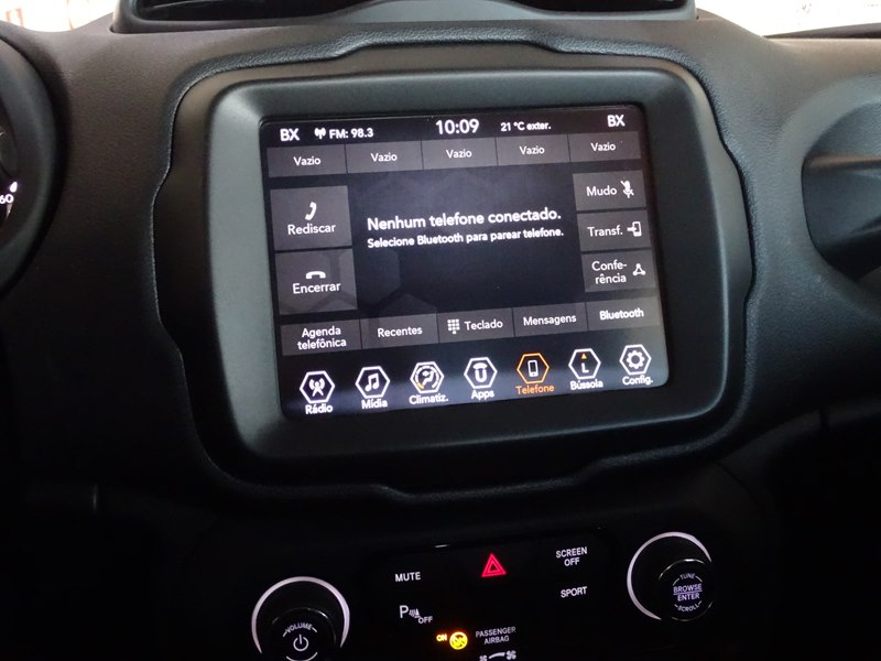 Imagem 9 de Jeep Renegade Longitude 1.8 4x2 Flex 16V Aut.