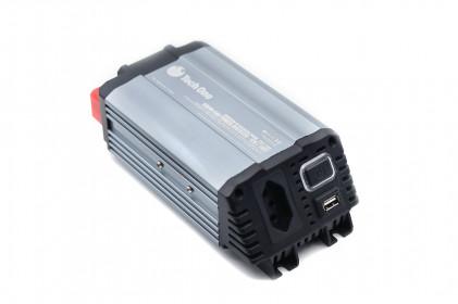 Inversor de Voltagem Automotivo 500W 12V - 110V Tech One