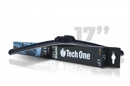 "Palheta Automotiva Soft 17"" Tech One"