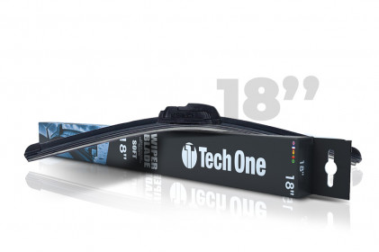 "Palheta Automotiva Soft 18"" Tech One"