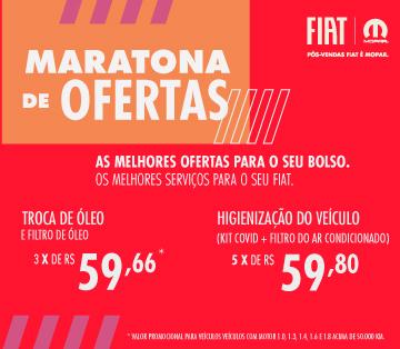 MARATONA DE OFERTAS