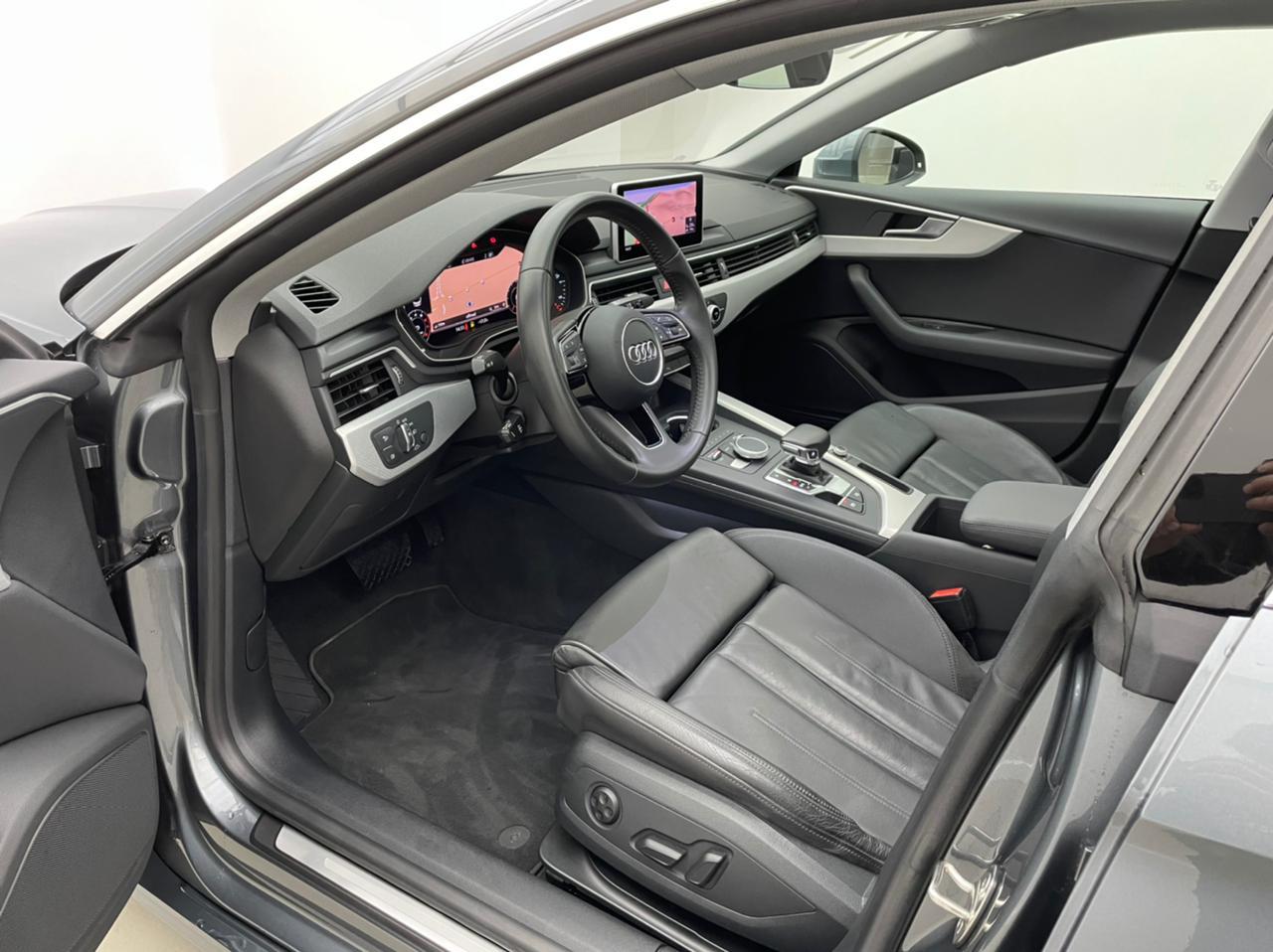 Audi-A5-A5 Ambiente Sportb. 2.0 TFSI S tonic