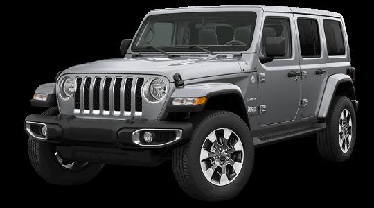 Destaque - Jeep® Wrangler