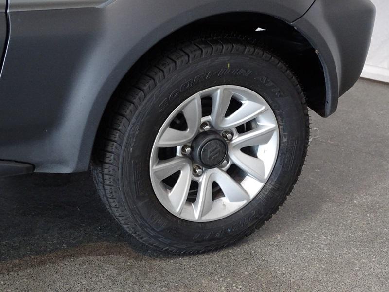 Imagem 5 de Suzuki Jimny 4WORK OFF ROAD 1.3 16V