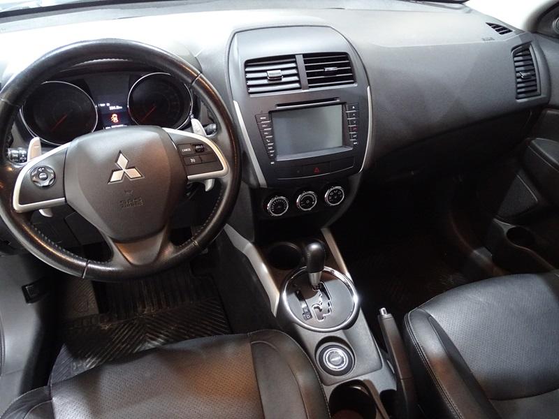 Imagem 9 de Mitsubishi ASX 2.0 16V 4x4 160cv Aut.