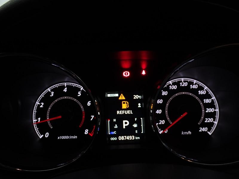 Imagem 10 de Mitsubishi ASX 2.0 16V 4x4 160cv Aut.