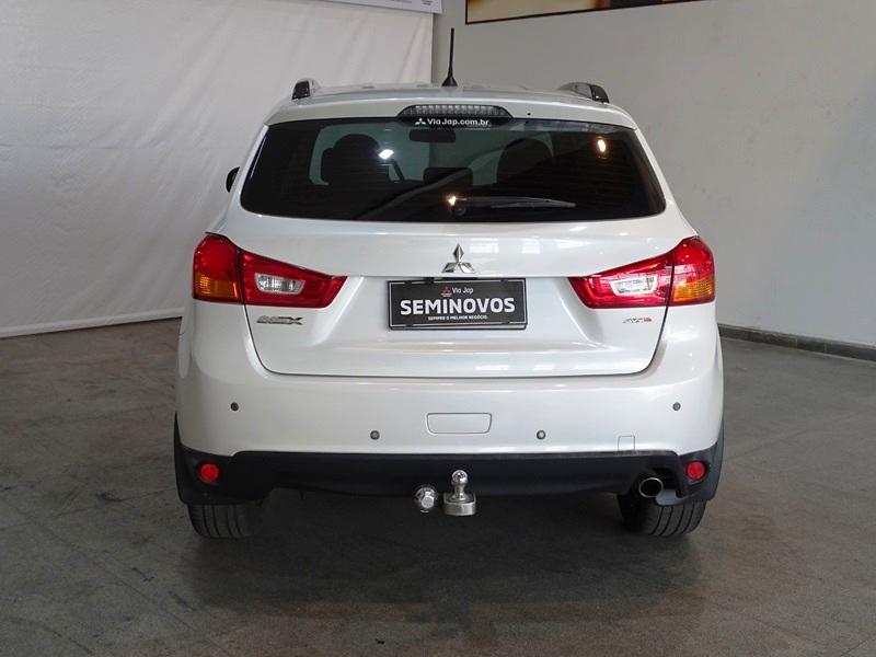 Imagem 13 de Mitsubishi ASX 2.0 16V 4x4 160cv Aut.