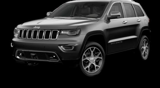 Destaque - Jeep® Grand Cherokee