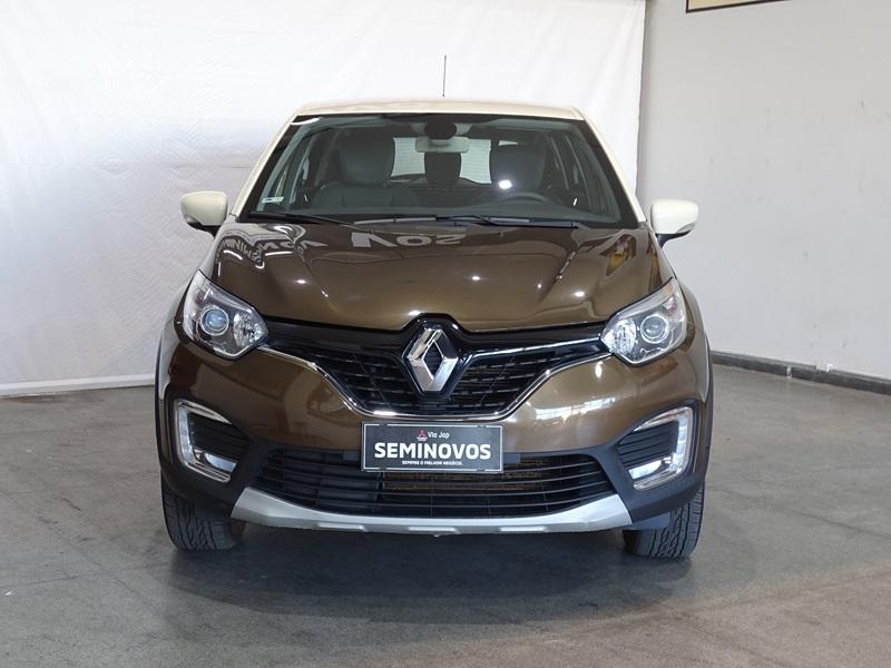 Imagem 3 de Renault CAPTUR Intense 1.6 16V Flex 5p Aut.