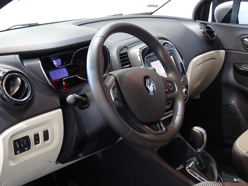 Imagem 5 de Renault CAPTUR Intense 1.6 16V Flex 5p Aut.