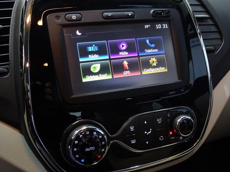 Imagem 10 de Renault CAPTUR Intense 1.6 16V Flex 5p Aut.