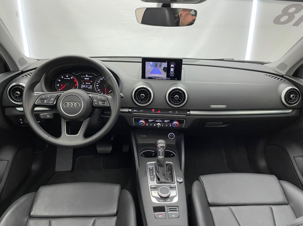 Audi-A3-A3 Sed. Ambition 2.0 TSFI 220cv S-tronic