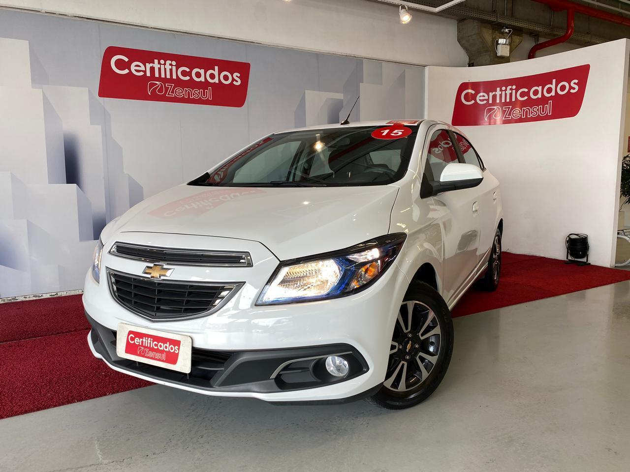 Comprar seminovo Chevrolet ONIX HATCH LTZ 1.4 8V FlexPower 5p Mec. no Certificados Zensul