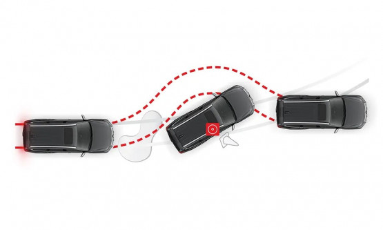 BOS: Brake Override System