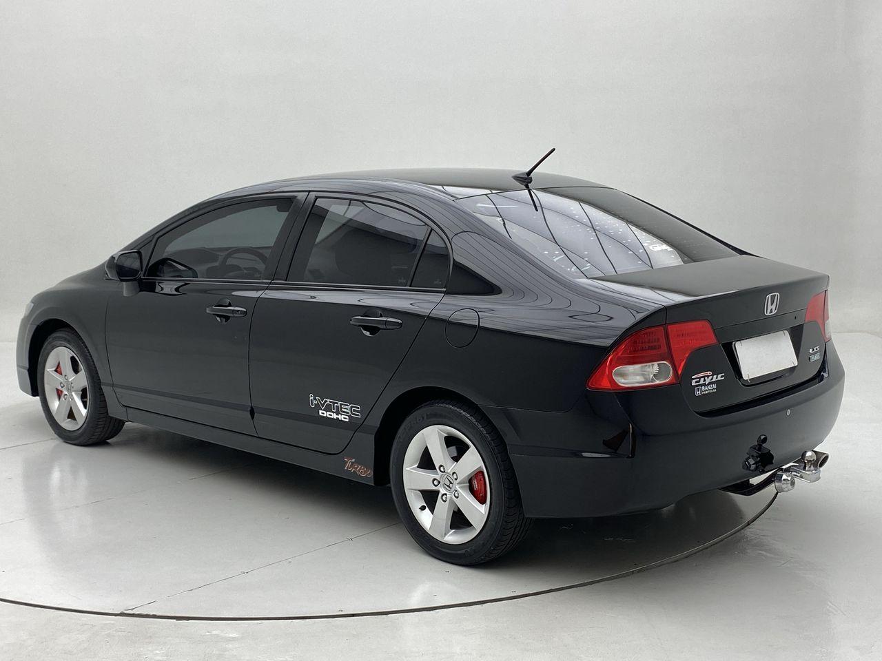 Civic Sedan LXS 1.8/1.8 Flex 16V Mec. 4p