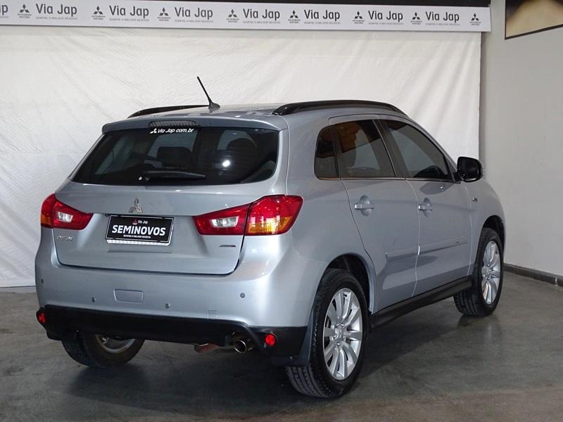 Imagem 12 de Mitsubishi ASX 2.0 16V 4x4 160cv Aut.