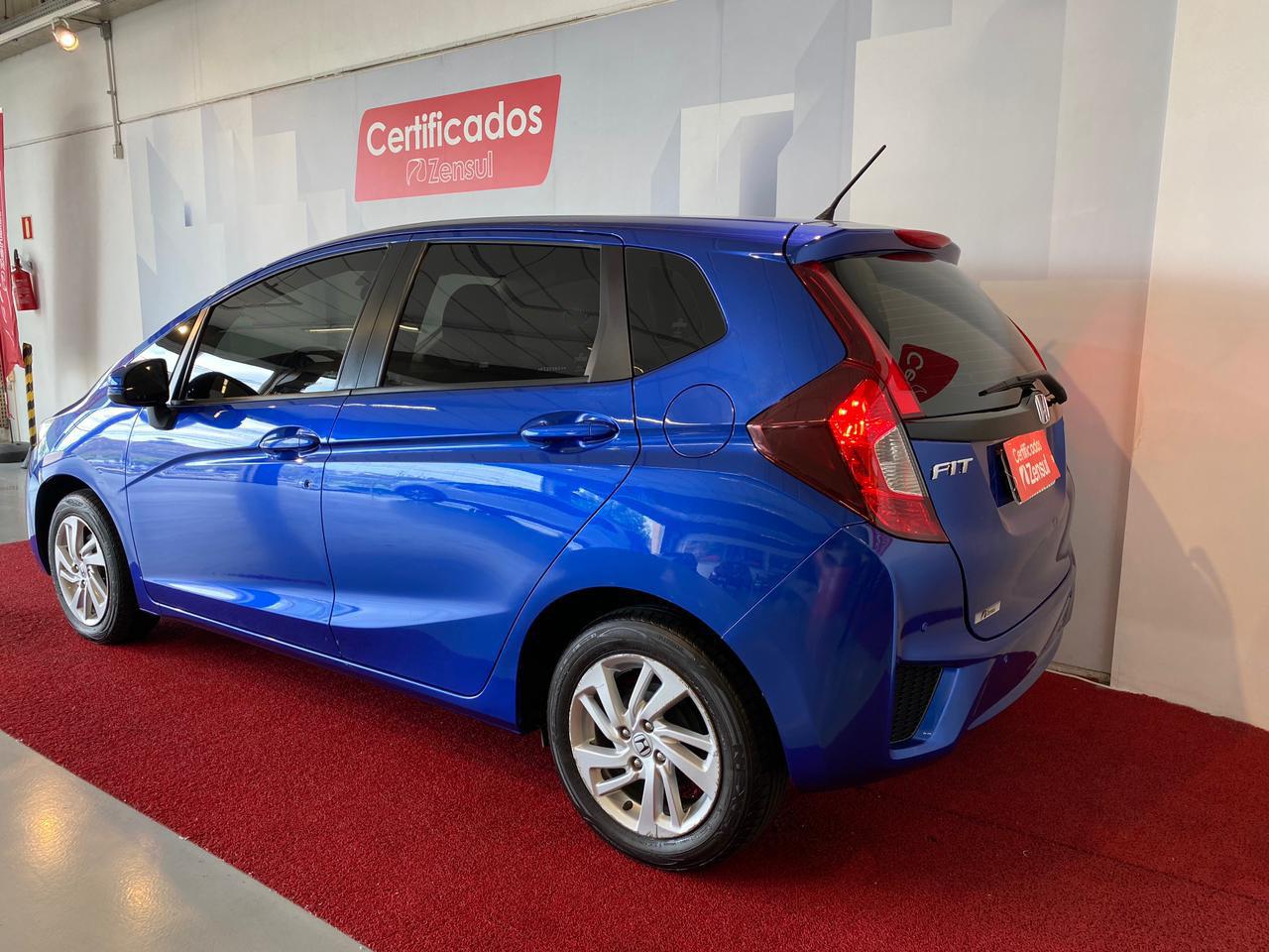 Comprar seminovo Honda Fit LX 1.5 Flexone 16V 5p Aut. no Certificados Zensul