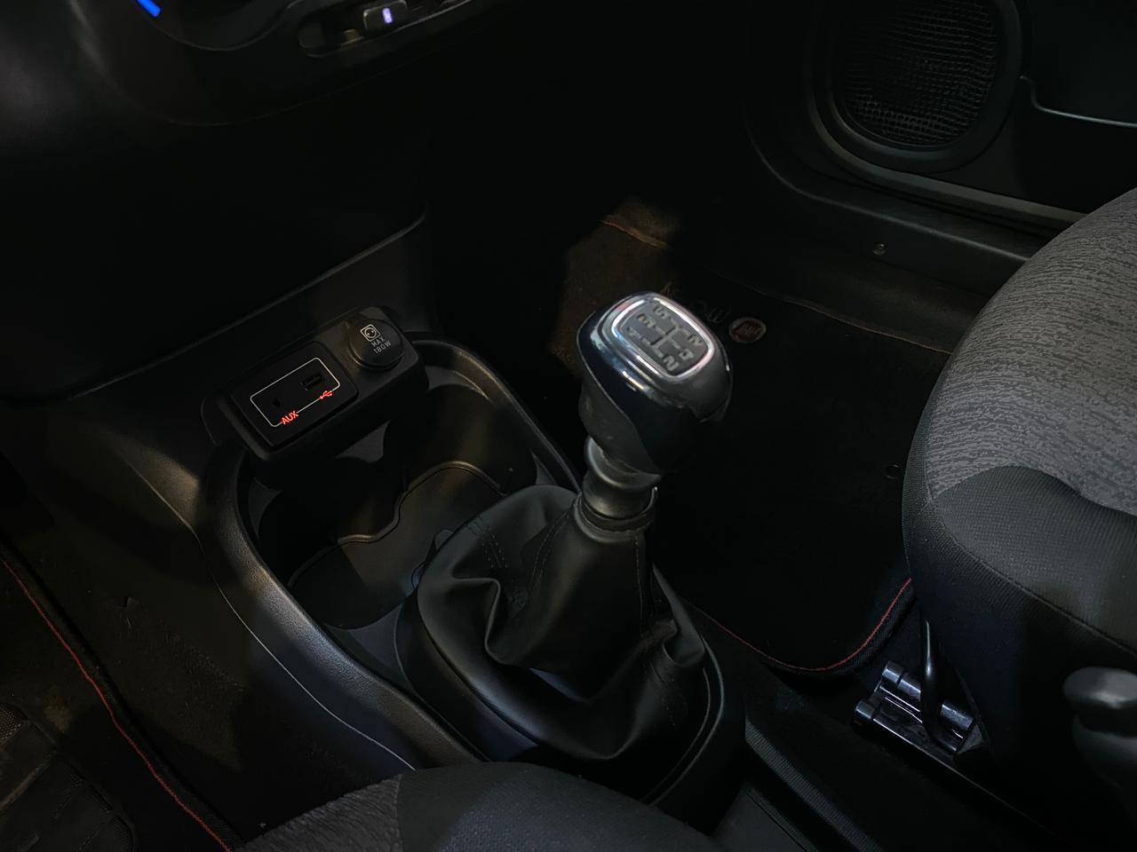 Comprar seminovo Fiat MOBI WAY 1.0 Fire Flex 5p. no Certificados Zensul