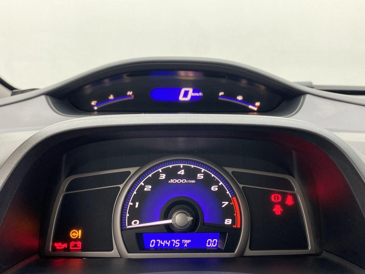 Civic Sed. LXL/LXL SE 1.8 Flex 16V Mec.