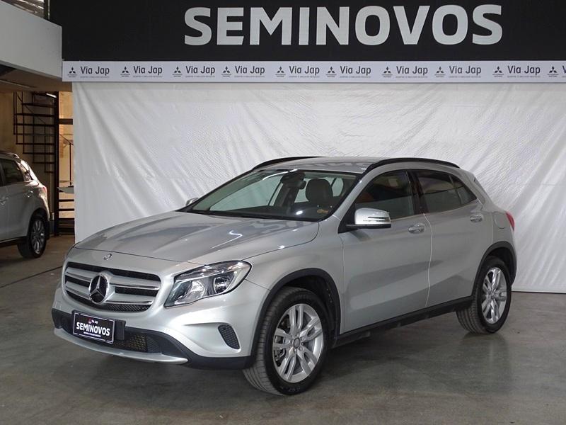 Imagem 2 de Mercedes-Benz GLA 200 Style 1.6 TB 16V/Flex Aut.
