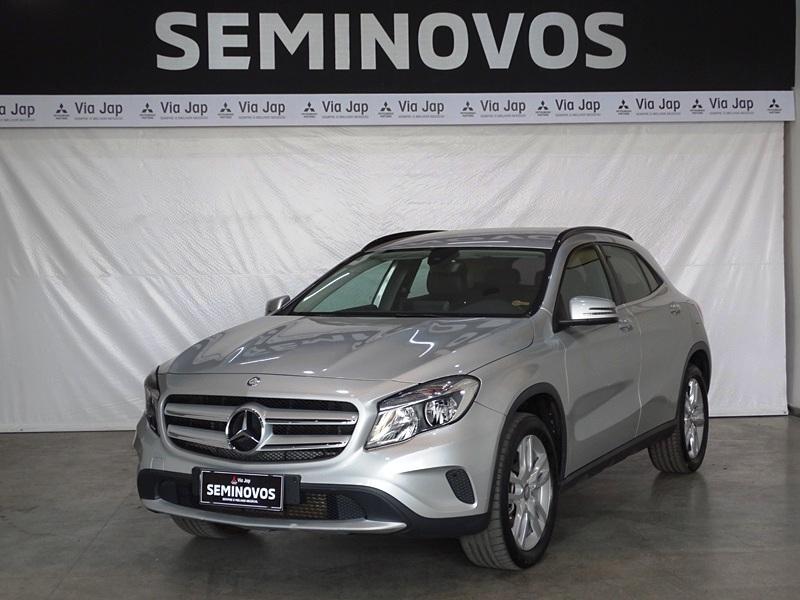 Mercedes-Benz GLA 200 Style 1.6 TB 16V/Flex Aut.