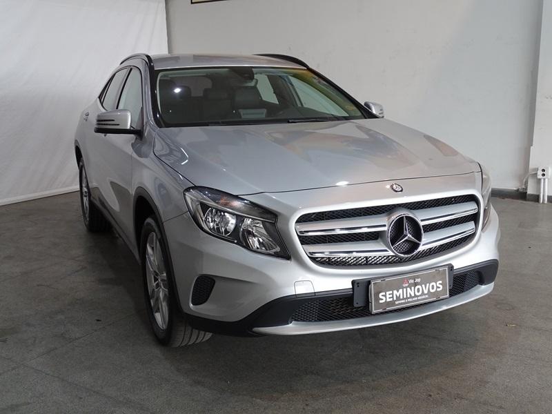 Imagem 4 de Mercedes-Benz GLA 200 Style 1.6 TB 16V/Flex Aut.