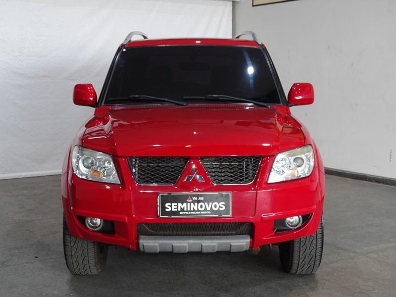 Imagem 3 de Mitsubishi Pajero TR4 2.0 Flex 16V 4X2 Aut.