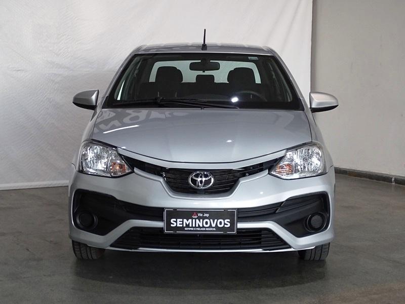 Imagem 3 de Toyota ETIOS X Sedan 1.5 Flex 16V 4p Mec.