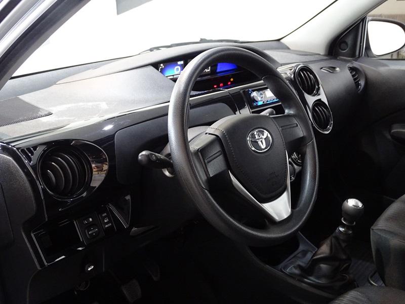 Imagem 6 de Toyota ETIOS X Sedan 1.5 Flex 16V 4p Mec.