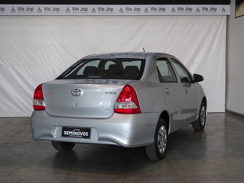 Imagem 12 de Toyota ETIOS X Sedan 1.5 Flex 16V 4p Mec.