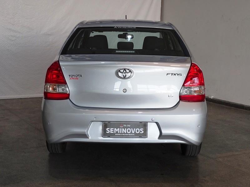Imagem 13 de Toyota ETIOS X Sedan 1.5 Flex 16V 4p Mec.