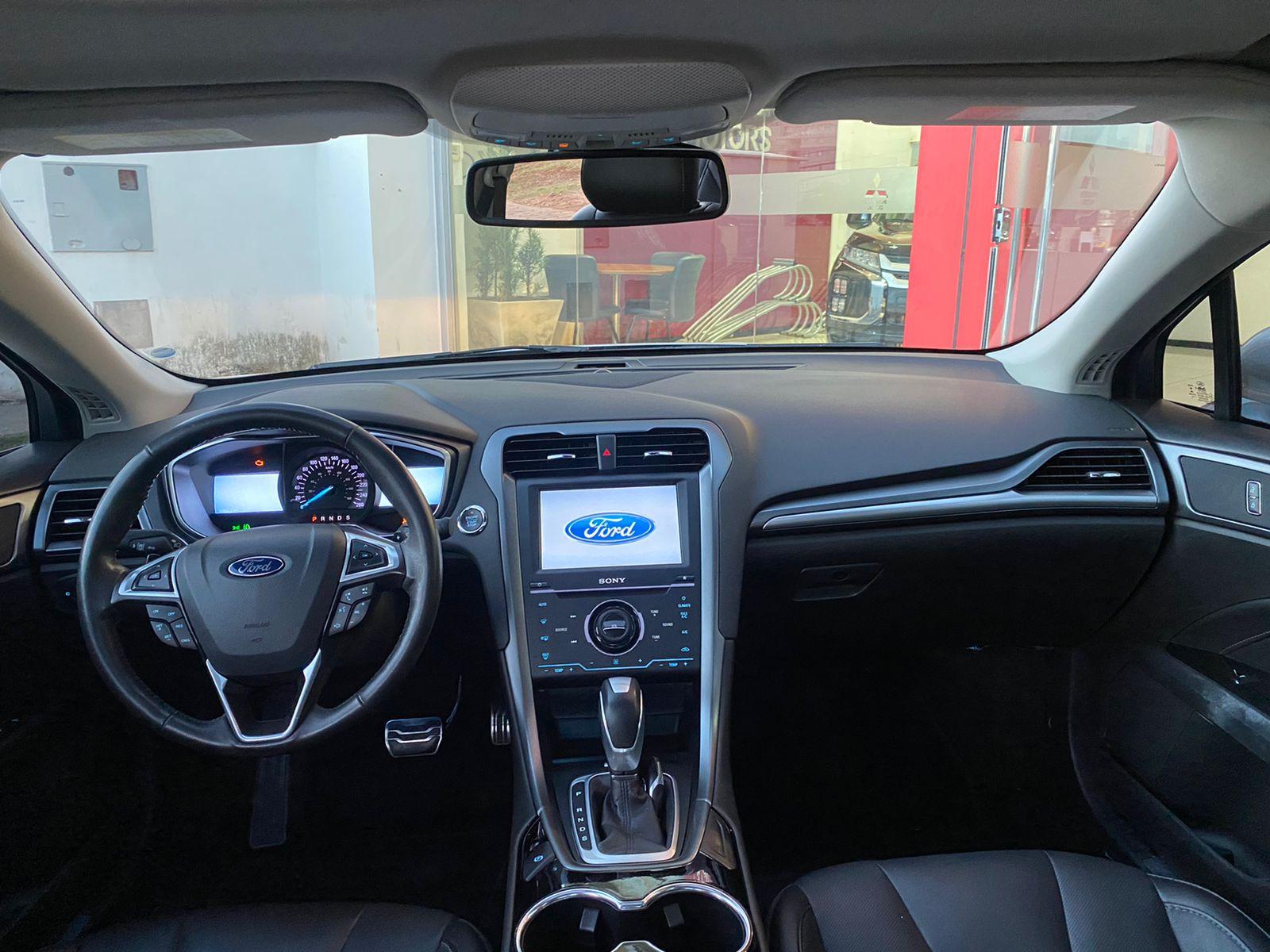 Imagem 7 de Ford Fusion Titanium 2.0 GTDI Eco. Fwd Aut.