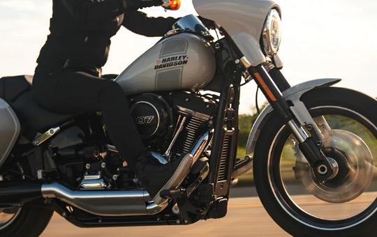 MOTOR MILWAUKEE-EIGHT™ 107